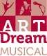 Art Dream Musical Logo
